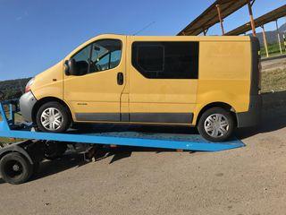 Renault Trafic por piezas