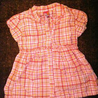 Camisa zara niña 8 años