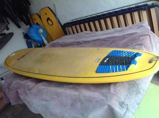 Tabla de surf epoxy 7,6