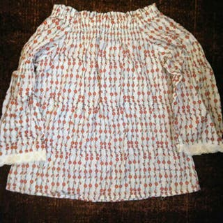 Camisa zara niña 6-7 años