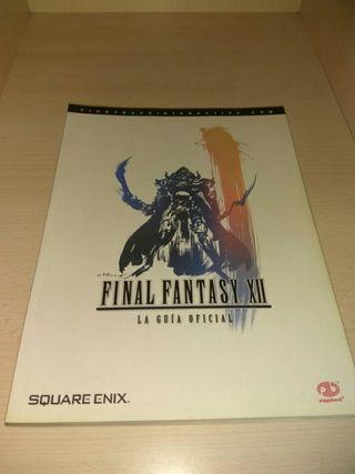 Guía Final Fantasy XII