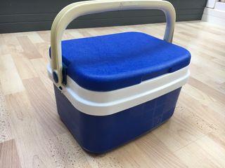 Caja conservación picnic