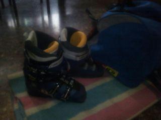 botas de esquiar mujer