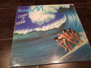 disco vinilo Boney M Oceans of fantasy