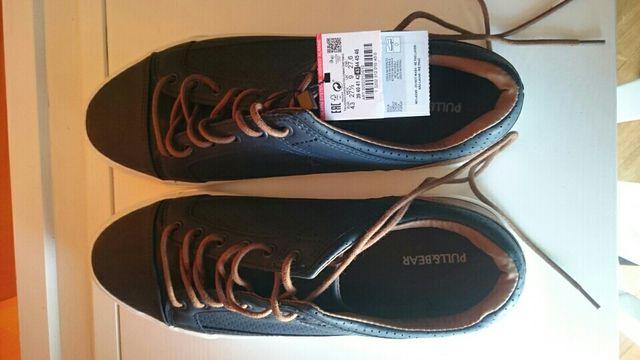 producto caliente excepcional gama de estilos y colores gran variedad de Zapatillas hombre pull & bear bambas pullandbear de ...
