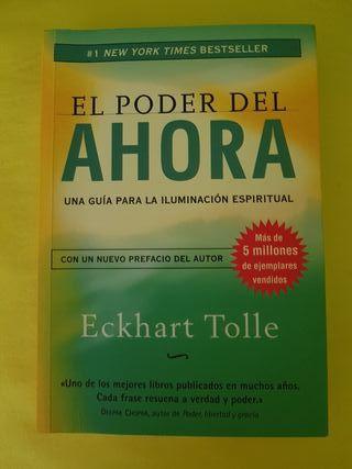 Libro EL PODER DEL AHORA