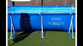 Piscina desmontable INTEX 4,5x2,2x0,84