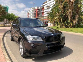 BMW X3 2011 3.0 XDrive