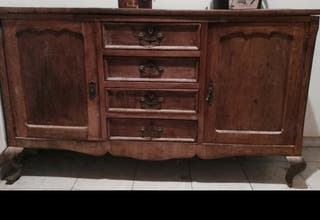 Aparador vintage x mueble recibidor