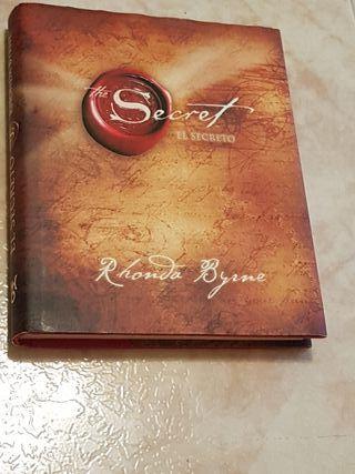 Libro EL secreto de Rhonda Byrne