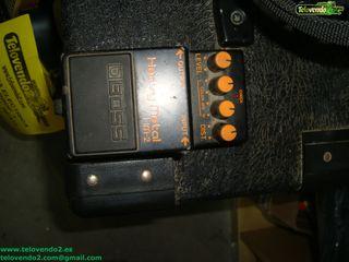 24790 GUITARRA ELECTRICA MAISON PROF. + AMPLI