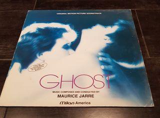 Disco vinilo BSO Ghost