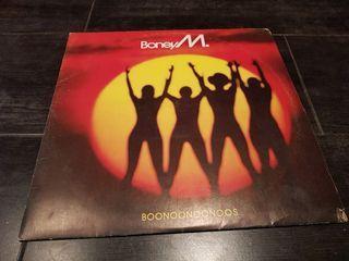 disco vinilo Boney M Boonoonoonoos