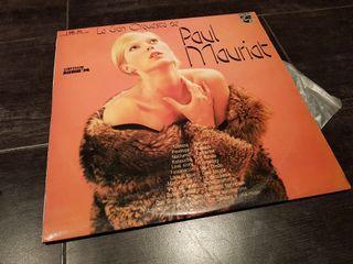 disco vinilo la orquesta de Paul mauriat