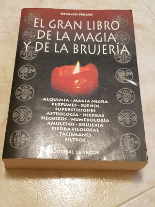Libro EL GRAN LIBRO DE LA MAGIA Y DE LA BRUJERIA