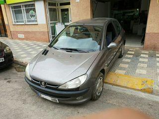 Peugeot 206 1.9D XR