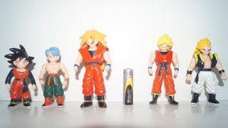 figuritas dragon Ball 90's