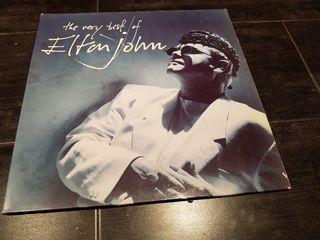 disco vinilo the very best of elton john