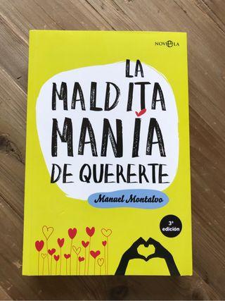 Libro novela romántica
