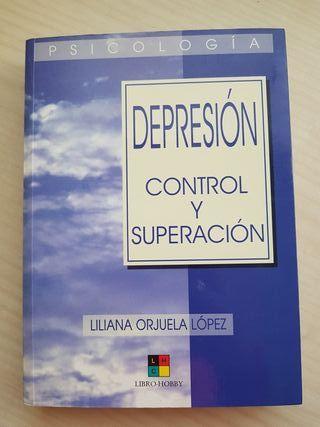 Libro de Psicologia DEPRESIÓN CONTROL Y SUPERACION