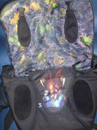 StarCraft II Razer Messenger Bag Mochila Bandolera segunda mano  España