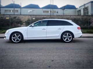 Audi A4 2014 Avant Sline