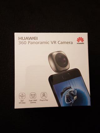 Camara Huawei 360 Panoramic VR