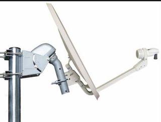 - Motor para antena parabólica con sistema DiSEqC