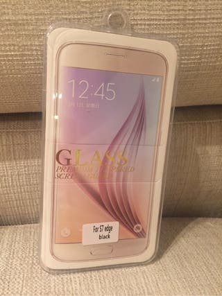 Cristal Samsung Galaxy S7 Edge