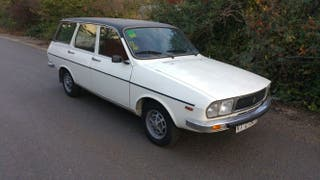Renault 12 TS Familiar 1977