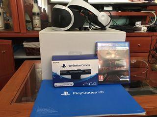 Gafas VR para PS4 + juego