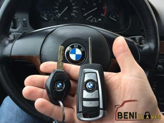 LLAVES de BMW Serie 3
