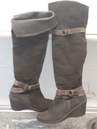 Botas mujer