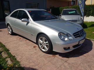 Mercedes-benz CLK 2008
