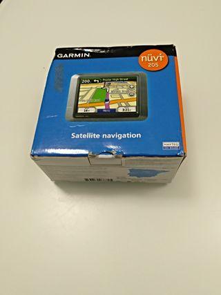GPS Garmin nüvi 205