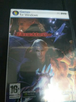 Devil may cry 4 pc