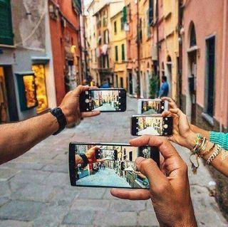 Arreglo pantalla de móviles