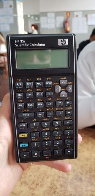 Calculadora programable HP-35s