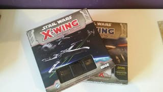 cajas vacias x-wing