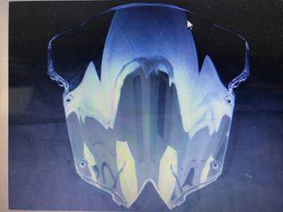 Cúpula de moto nuevas para moto kawsaki doble burb