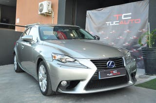 LEXUS IS 300h Executive Tecno + Navibox, 223cv, 4p