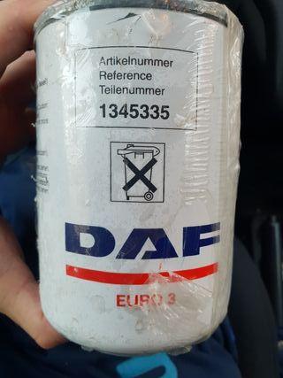 filtro gasoil DAF