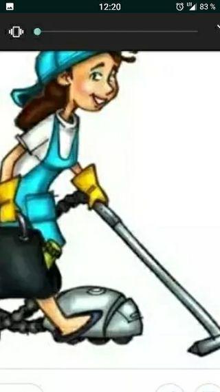 limpieza de casa seria responsable
