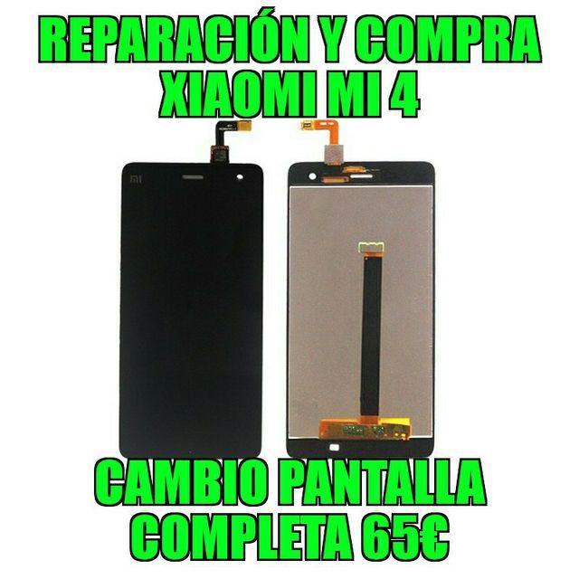 reparación y compra Xiaomi Mi 4 , 65€