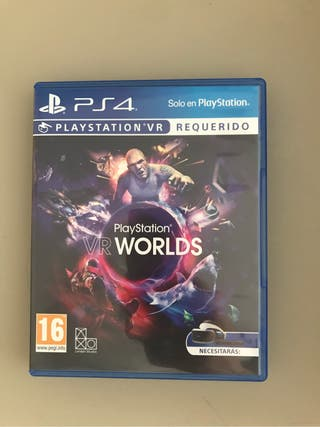 Juego Ps4. Worlds