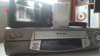 paso VHS a DVD / Archivo Digital