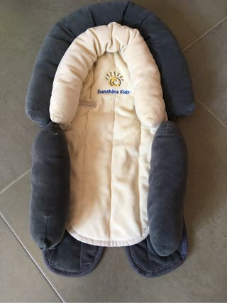 Adaptador silla bebe