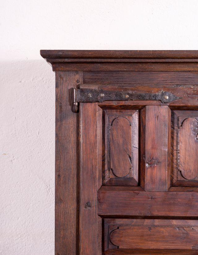 Armario antiguo r stico de roble de segunda mano por 770 - Armarios antiguos de segunda mano ...