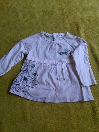 camiseta 18m