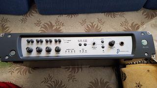 Tarjeta sonido Digi 002 Rack Pro Tools Avid